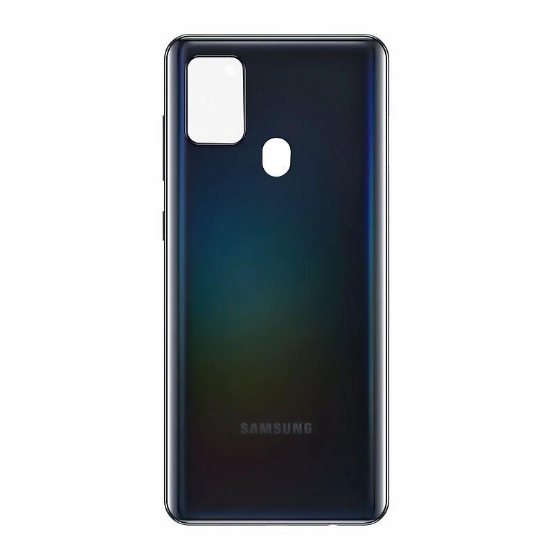 Задняя крышка Samsung Galaxy A21S A217, Black