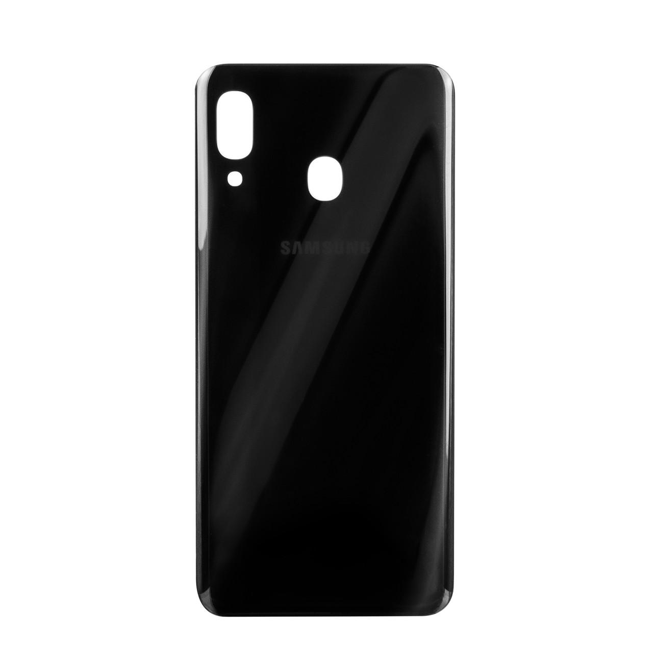 Задняя крышка Samsung Galaxy A30, Black