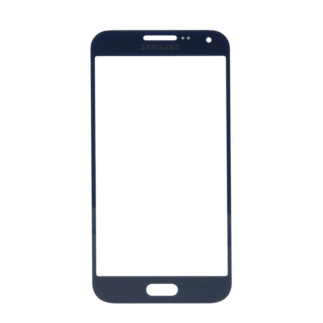 Стекло Samsung Galaxy E5 E500 Blue (57)