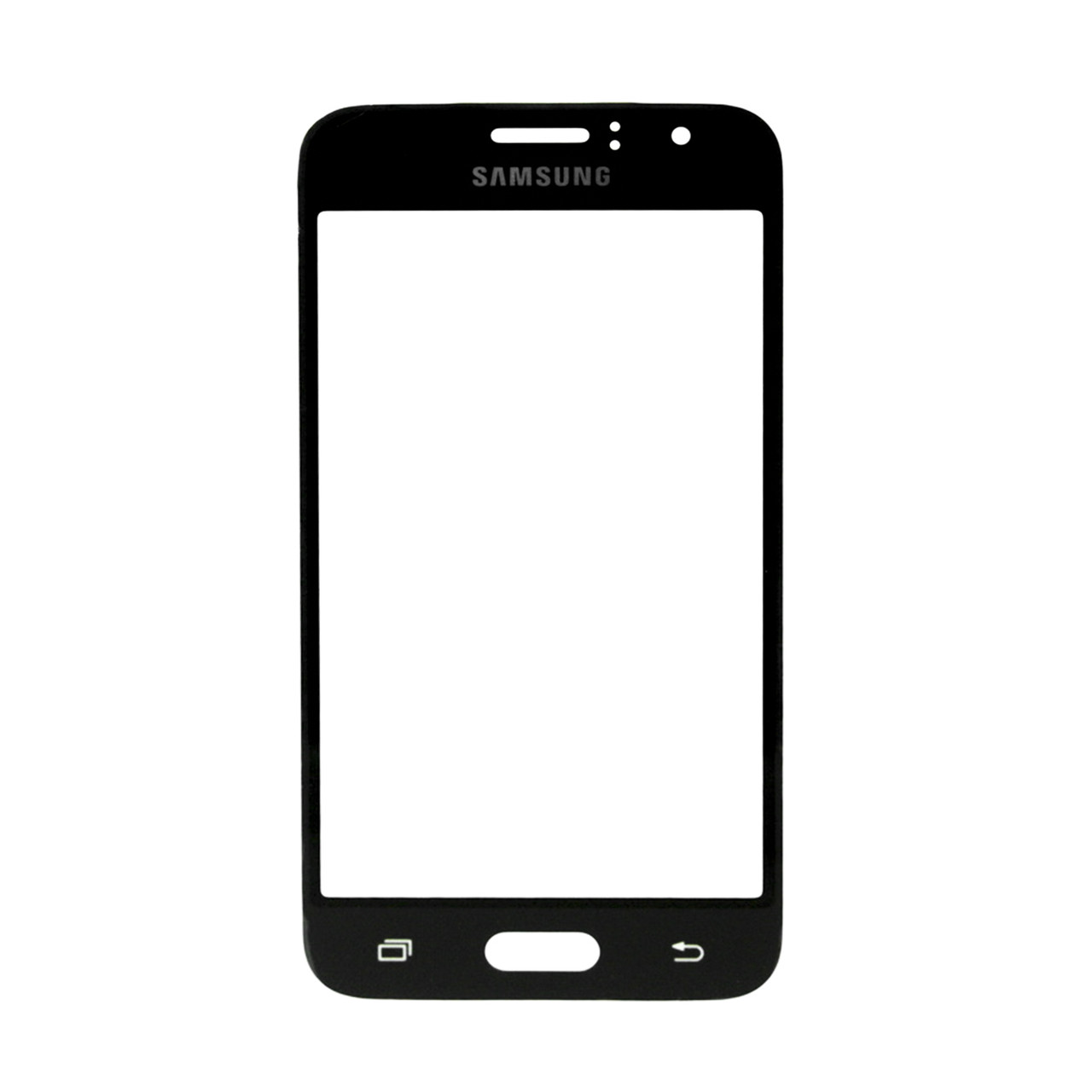 Стекло Samsung Galaxy J1 (2016) J120 Black (57)