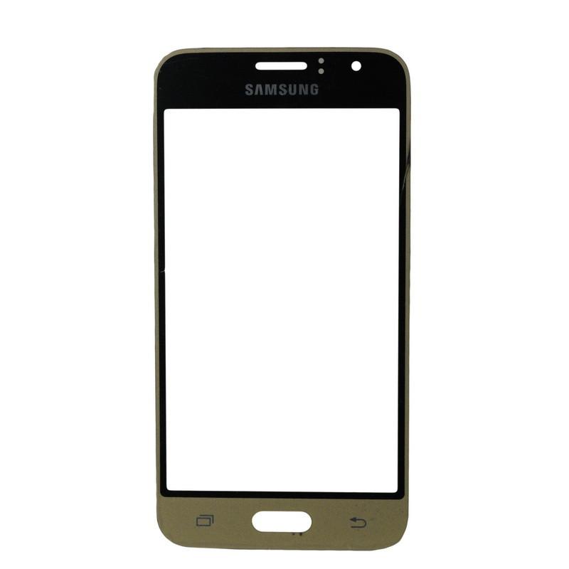 Стекло Samsung Galaxy J1 (2016) J120 Gold (57)