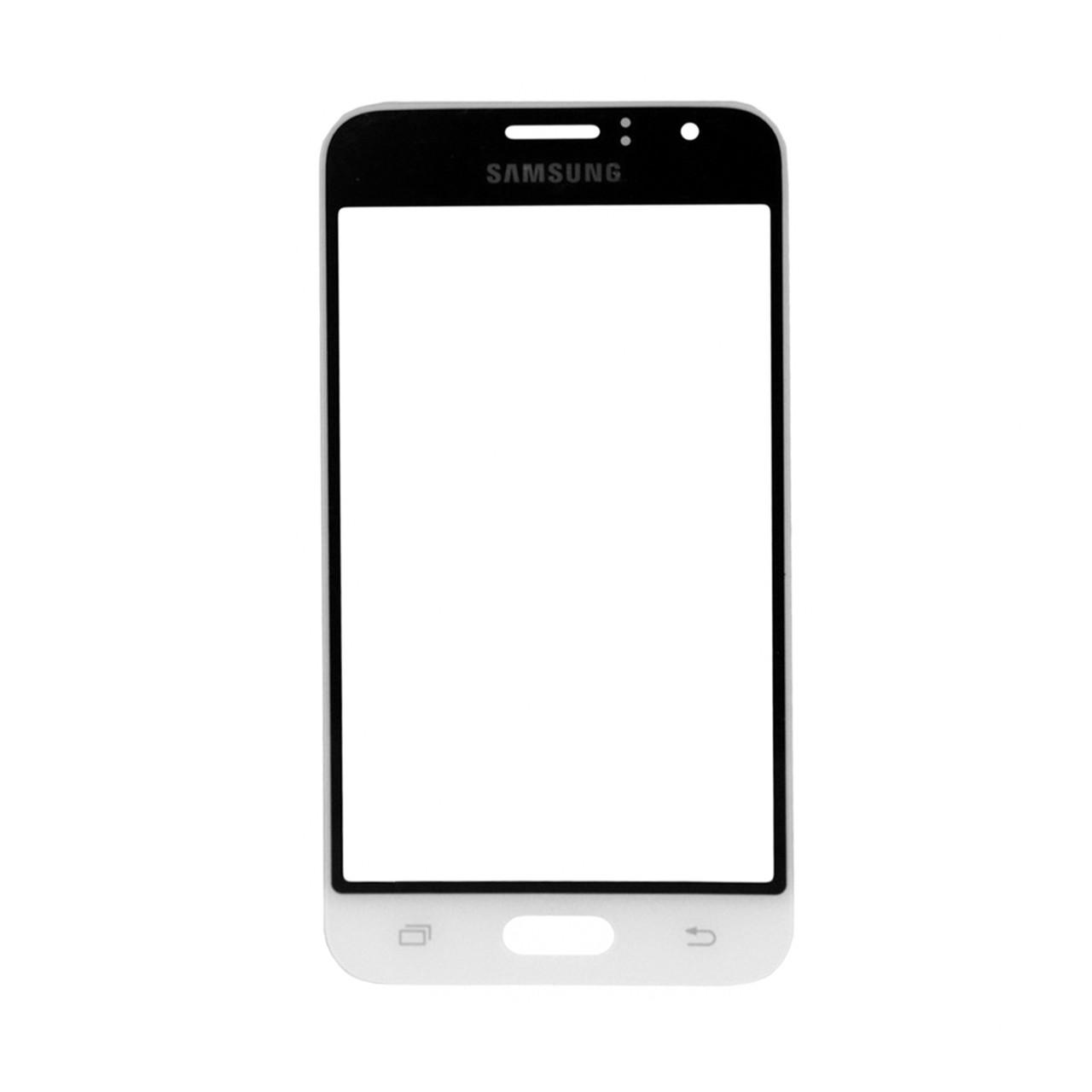 Стекло Samsung Galaxy J1 (2016) J120 White (57)