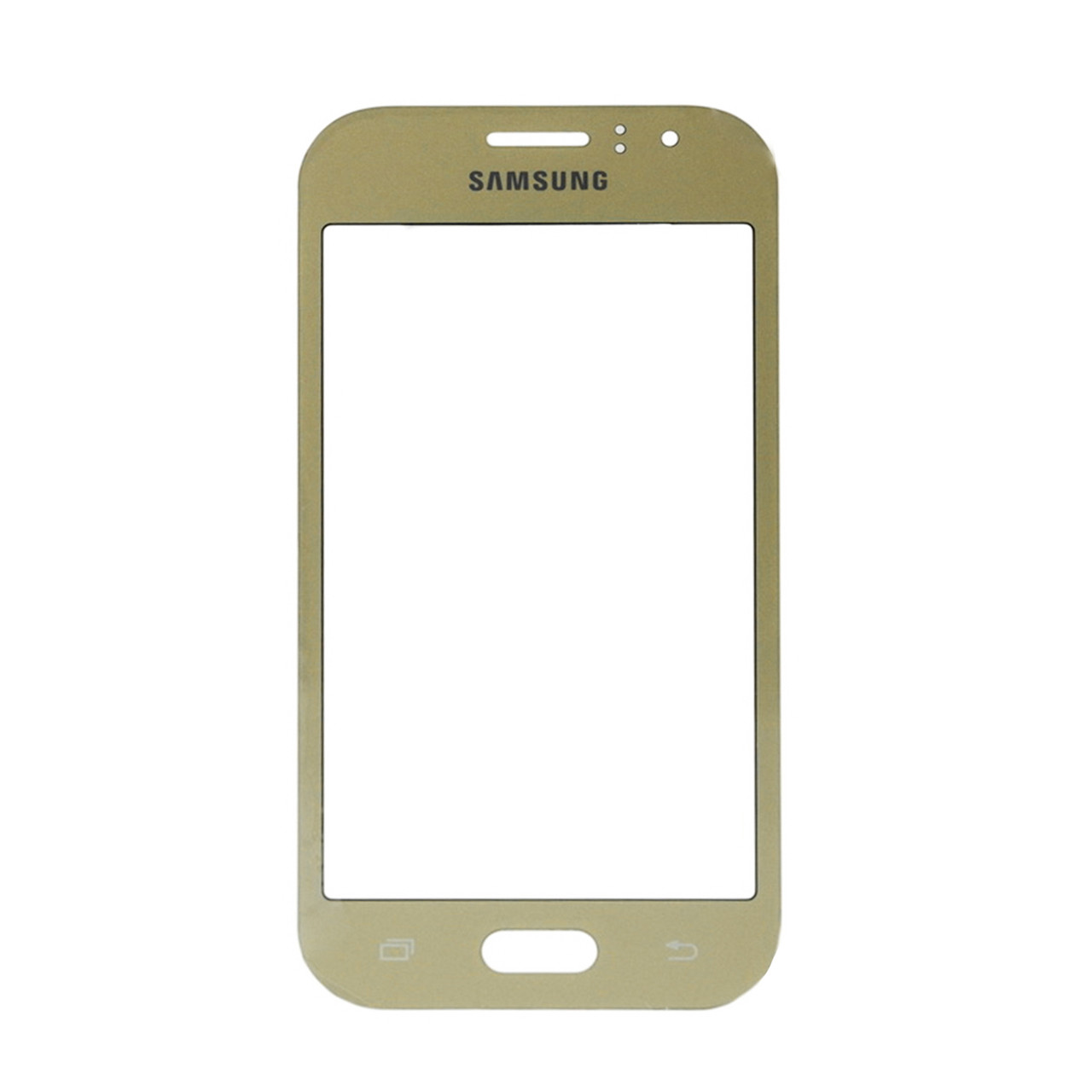 Стекло Samsung Galaxy J1 J110 Gold (57)