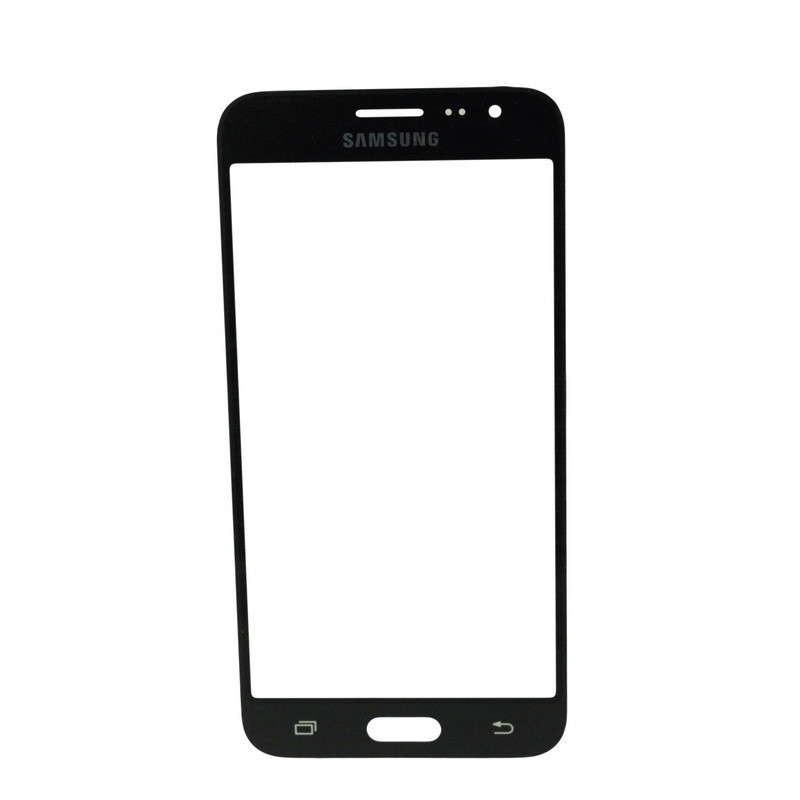Стекло Samsung Galaxy J3 (2016) J320 Black (57)