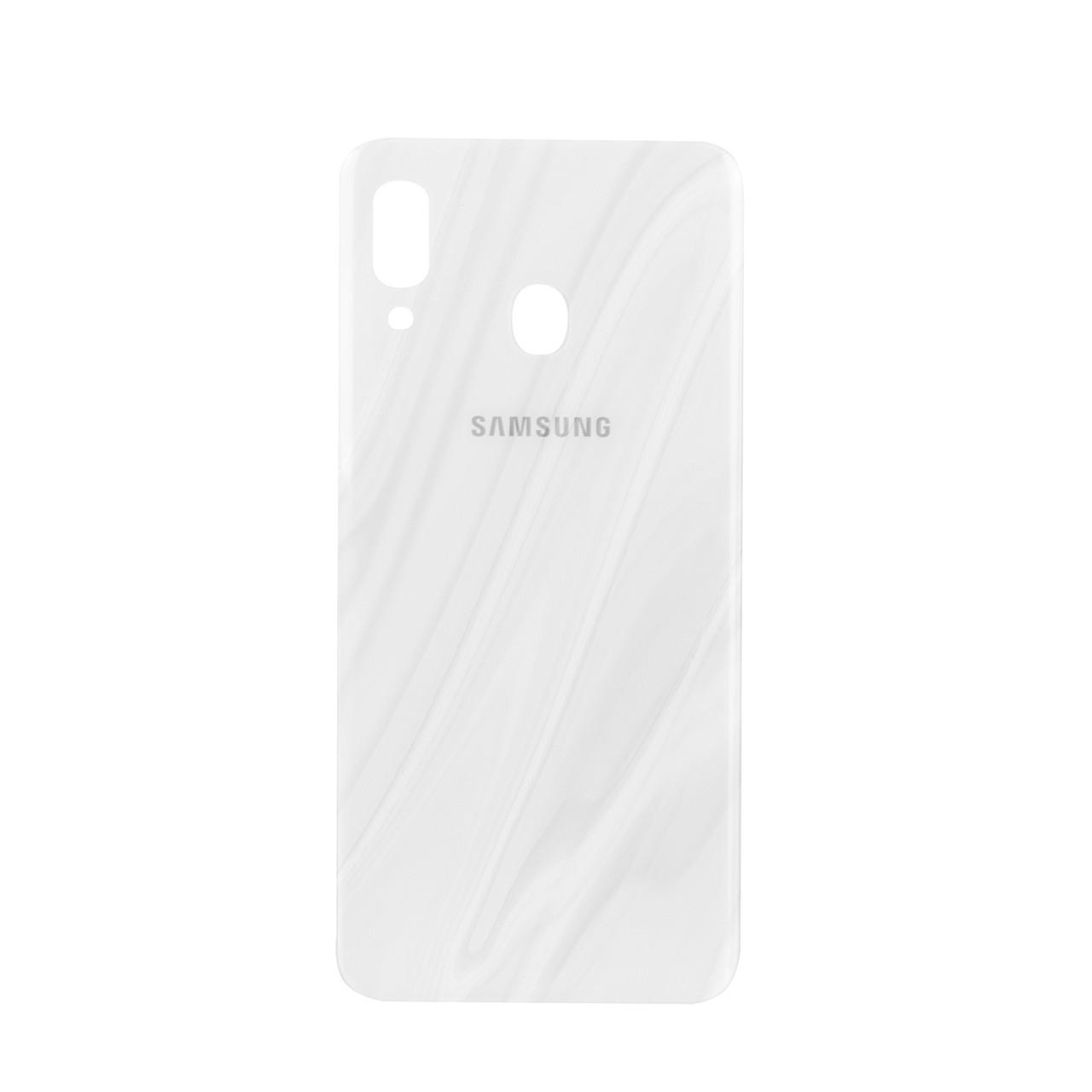 Задняя крышка Samsung Galaxy A30, White