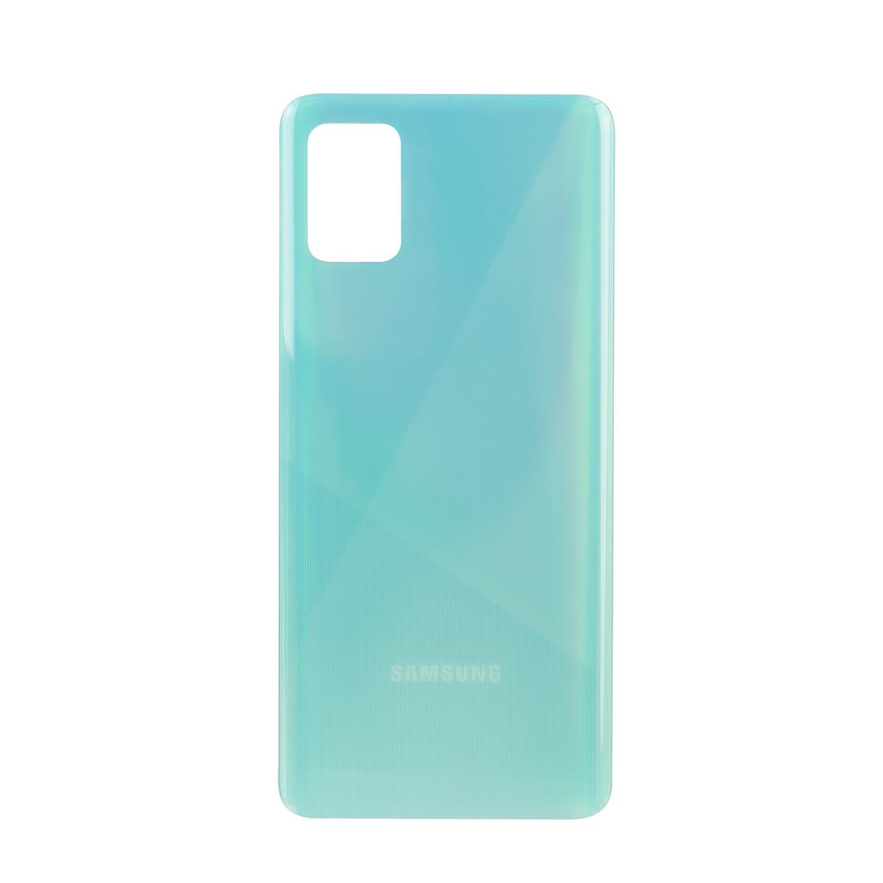 Задняя крышка Samsung Galaxy A51, Blue