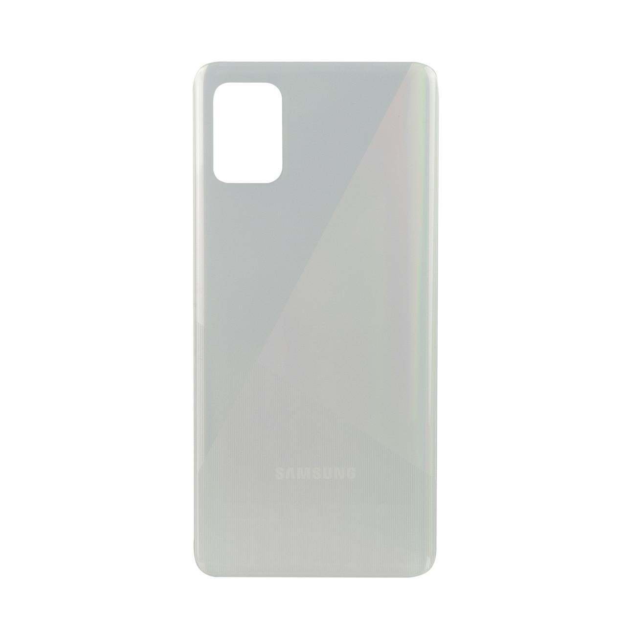 Задняя крышка Samsung Galaxy A51, White