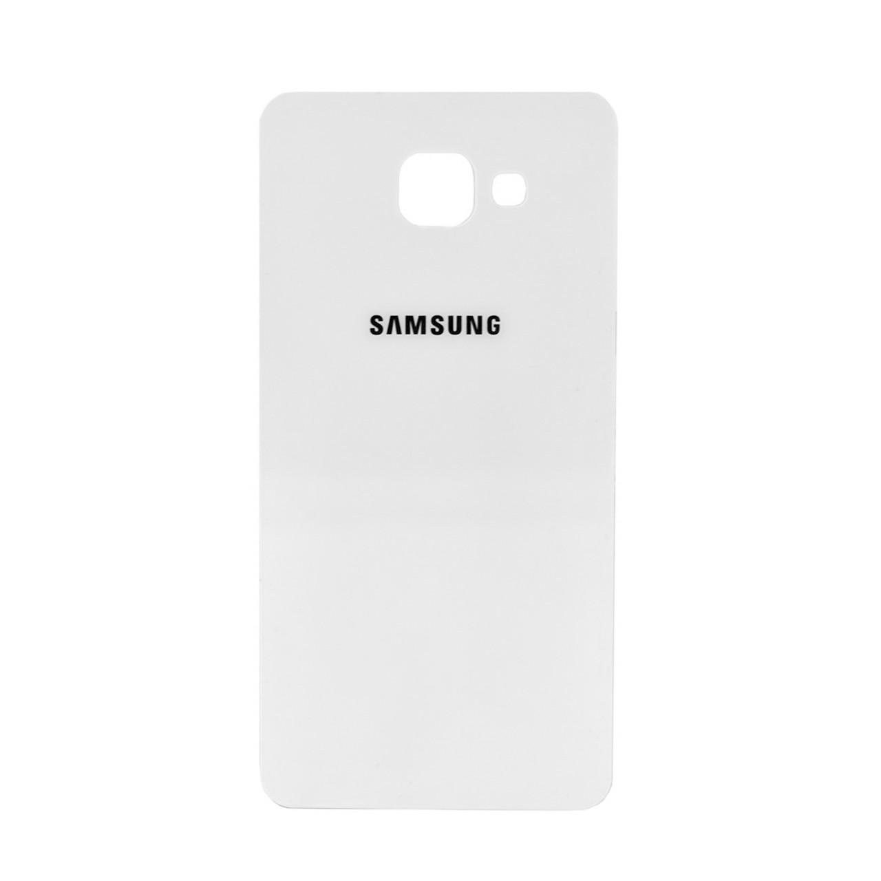 Задняя крышка Samsung Galaxy A7 (2016) A710 White (70)