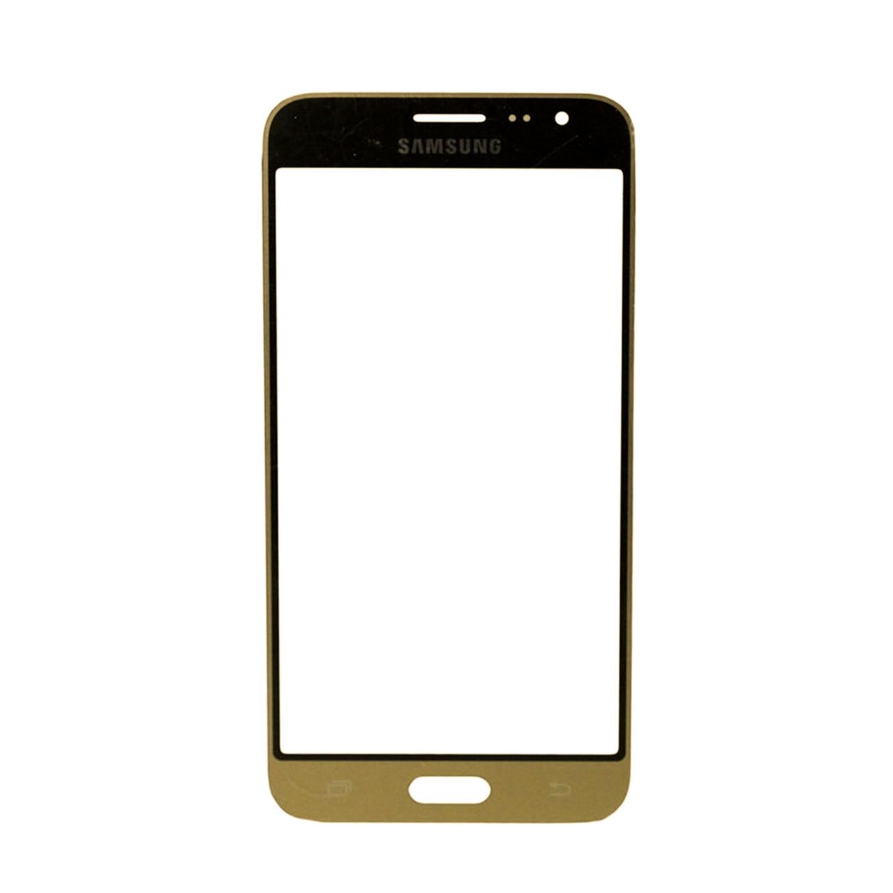 Стекло Samsung Galaxy J3 (2016) J320 Gold (57)