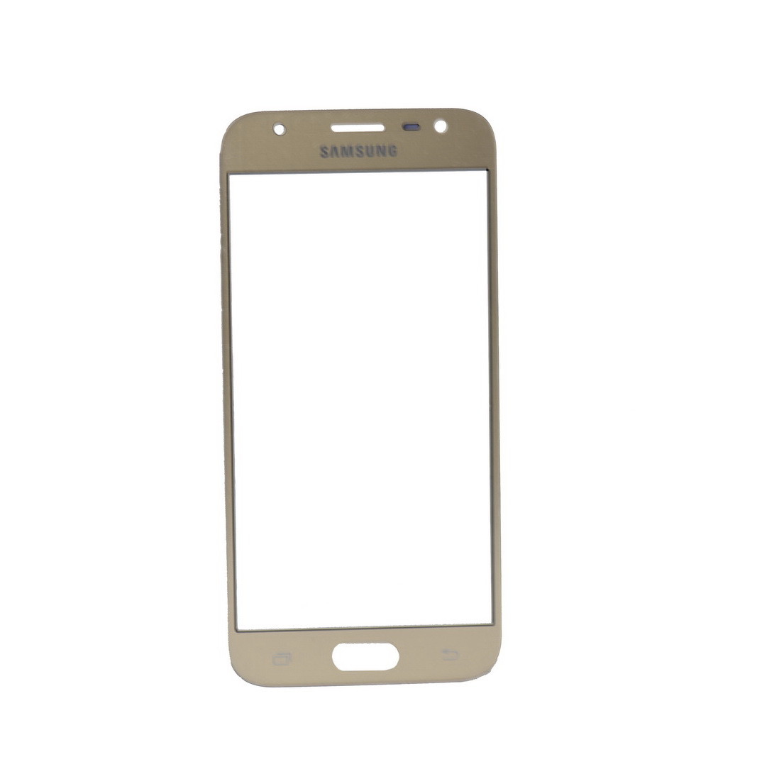 Стекло Samsung Galaxy J3 (2017) J330 Gold