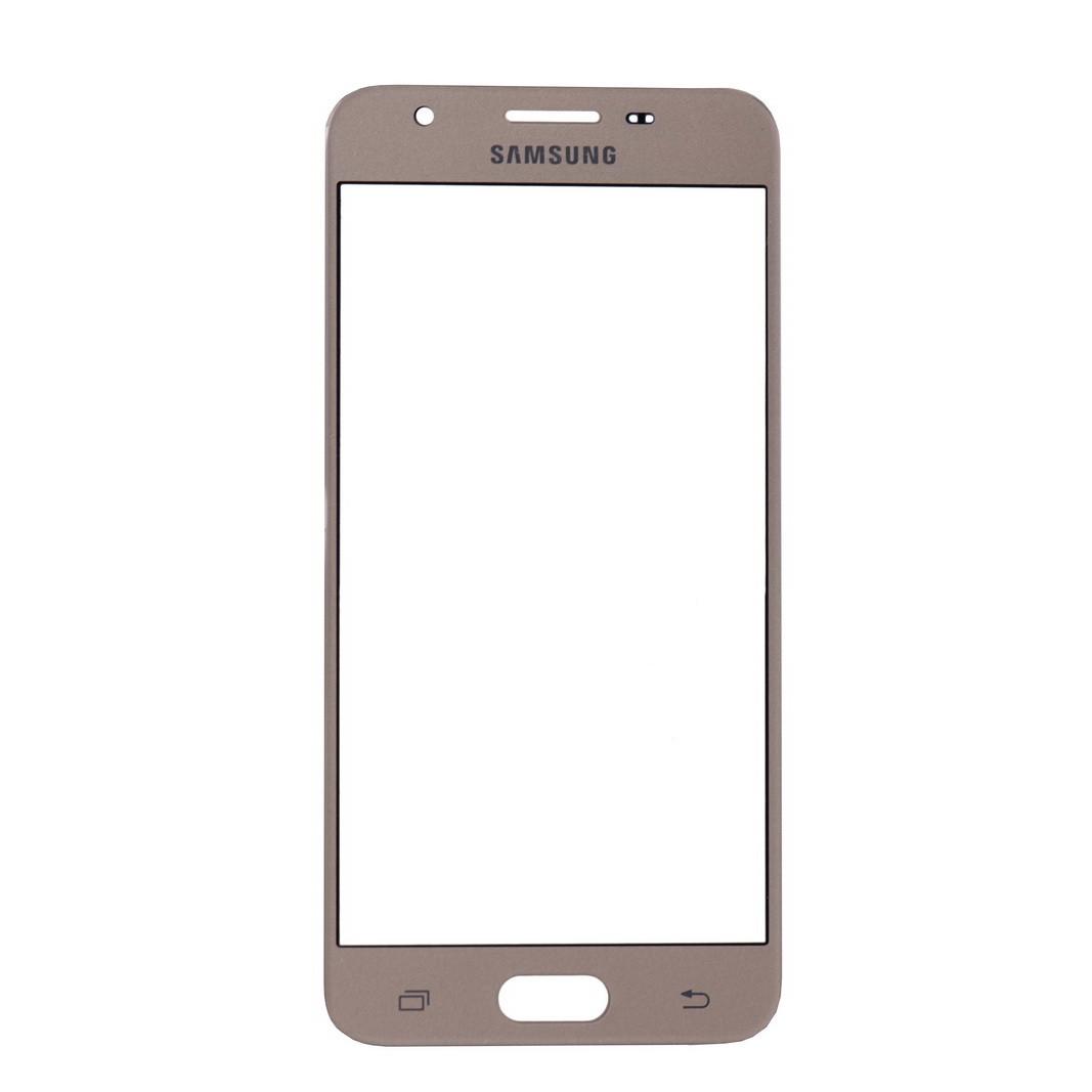 Стекло Samsung Galaxy J5 Prime G570 Gold (57)