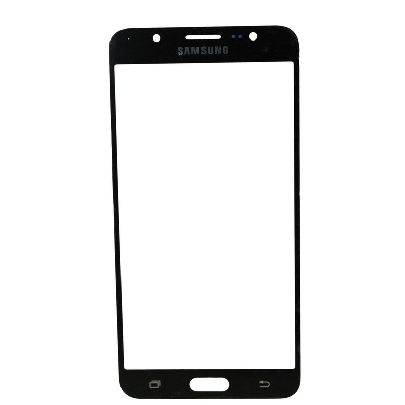 Стекло Samsung Galaxy J7 (2016) J710 Black (57)