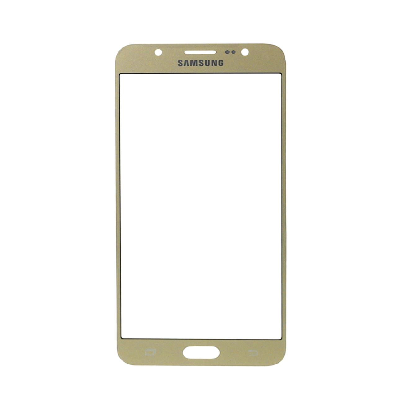 Стекло Samsung Galaxy J7 (2016) J710 Gold (57)