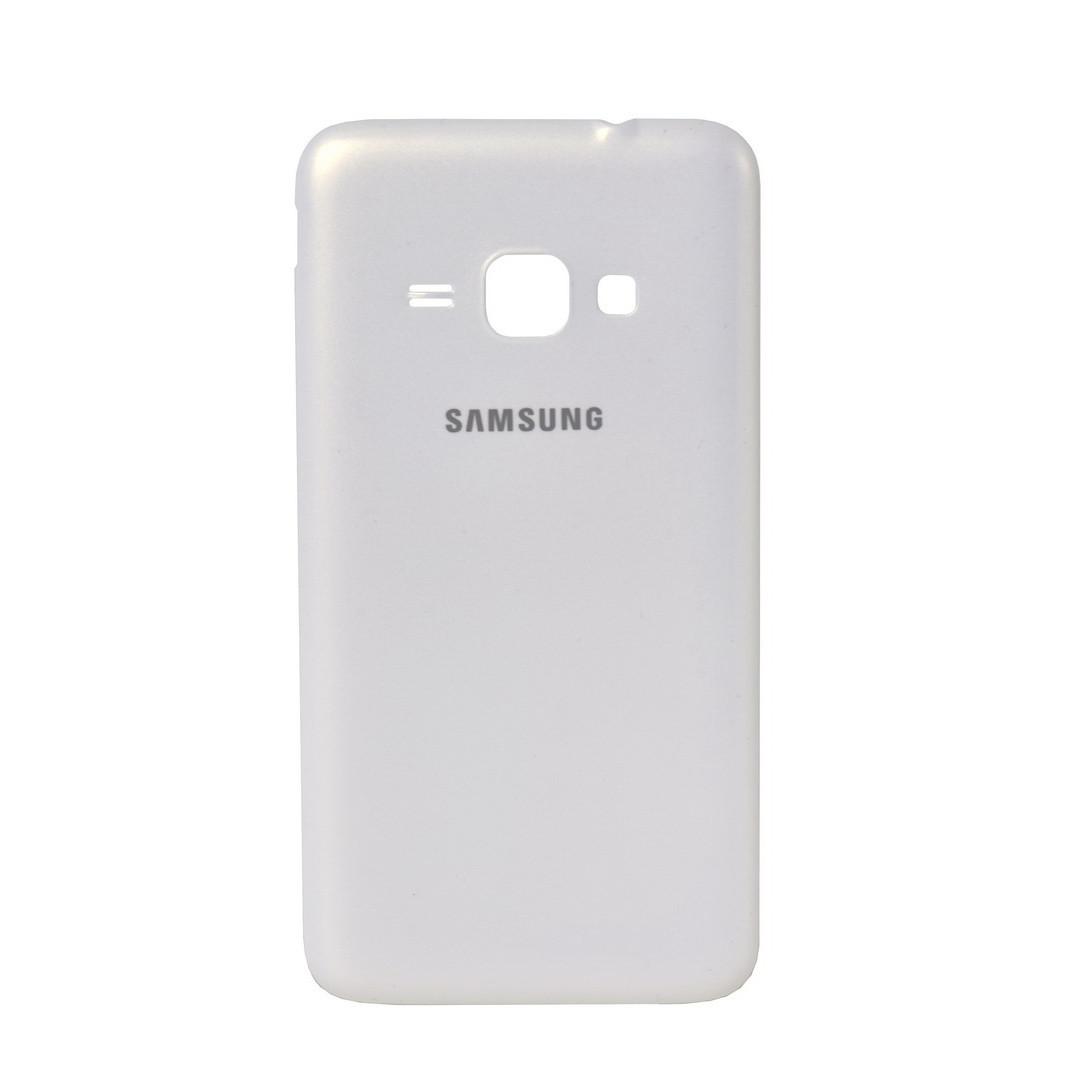 Задняя крышка Samsung Galaxy J1 (2016) J120 White (70)