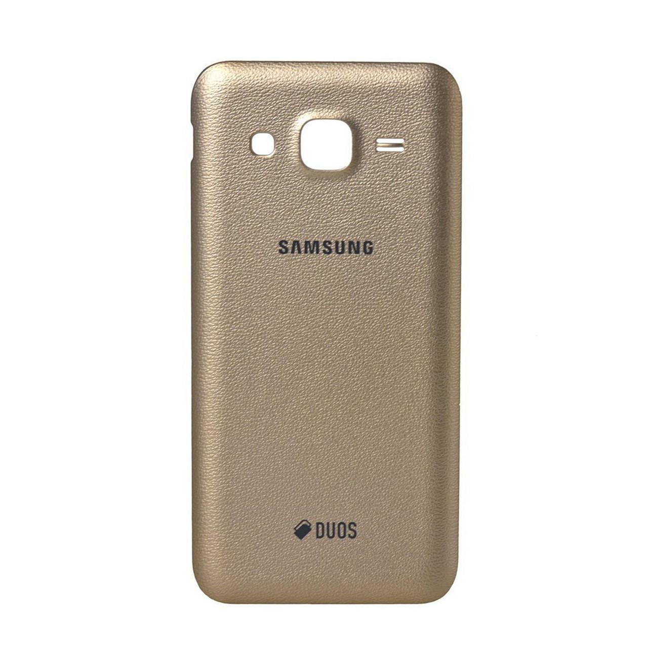 Задняя крышка Samsung Galaxy J2 J200 Gold (70)