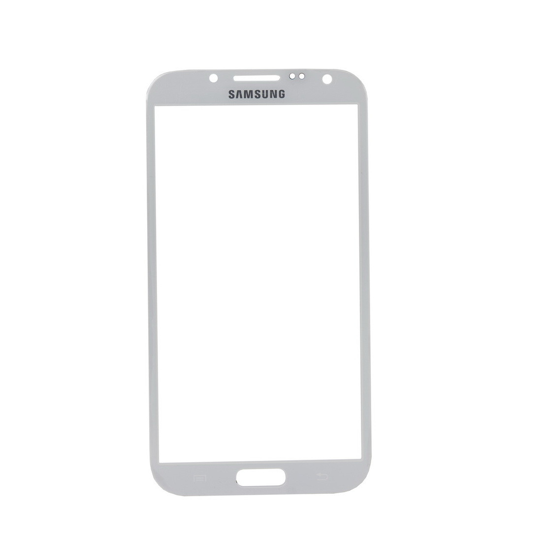 Стекло Samsung Galaxy Note 2 N7100 White (57)