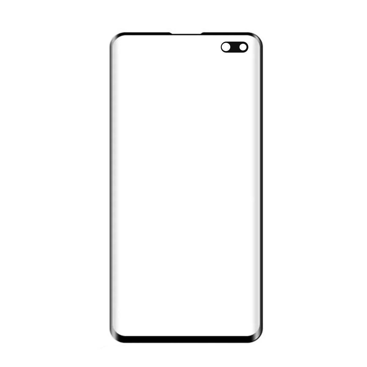 Стекло Samsung Galaxy S10 Plus G975F, Black
