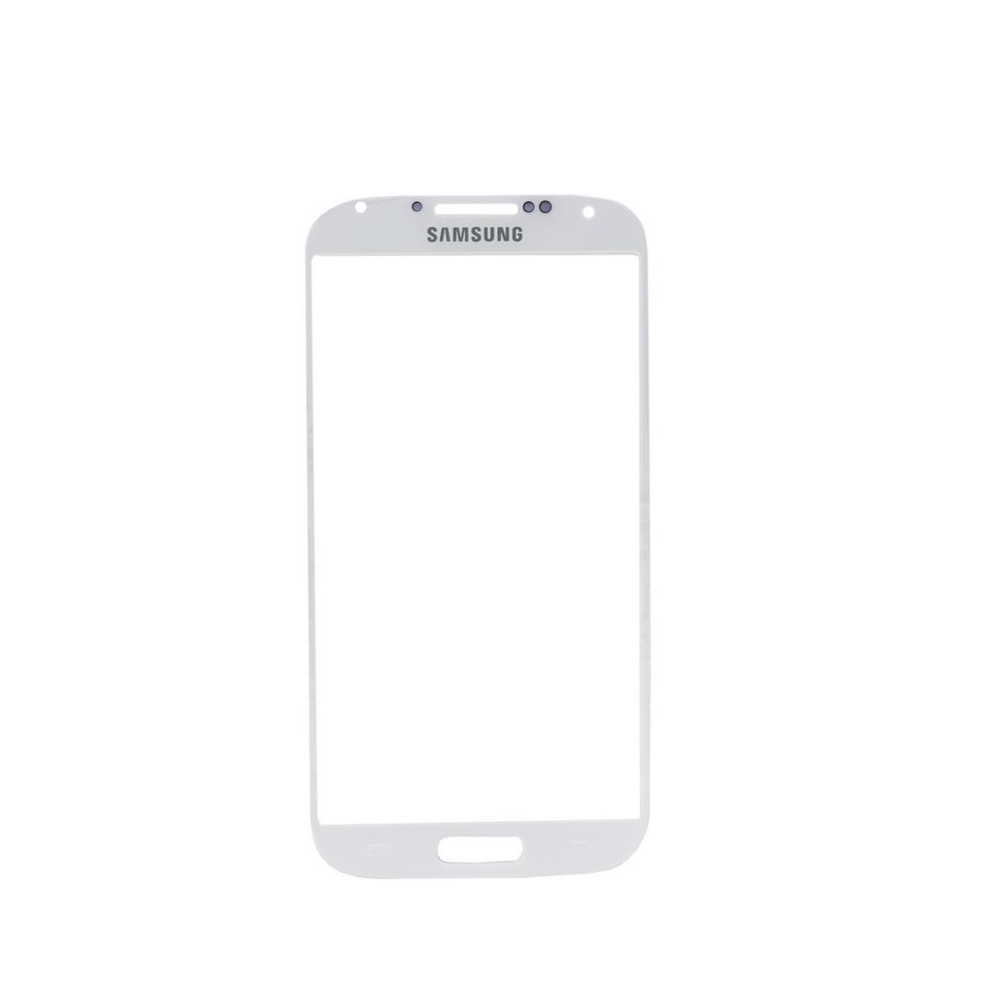 Стекло Samsung Galaxy S4 i9500 White (57)