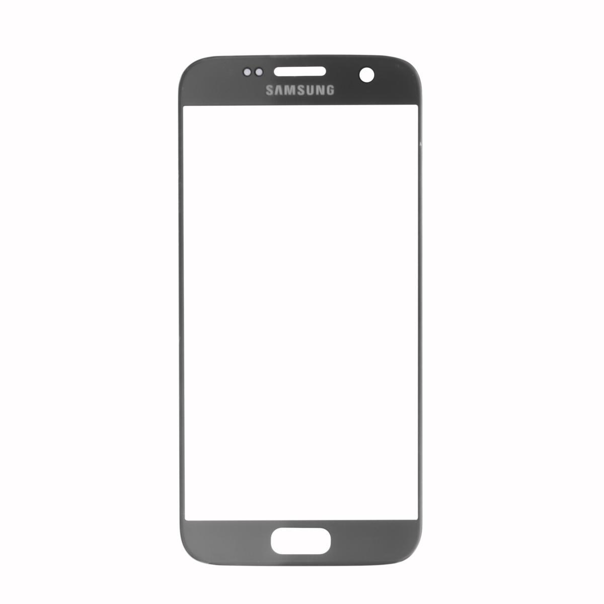 Стекло Samsung Galaxy S7 G930 Original Silver