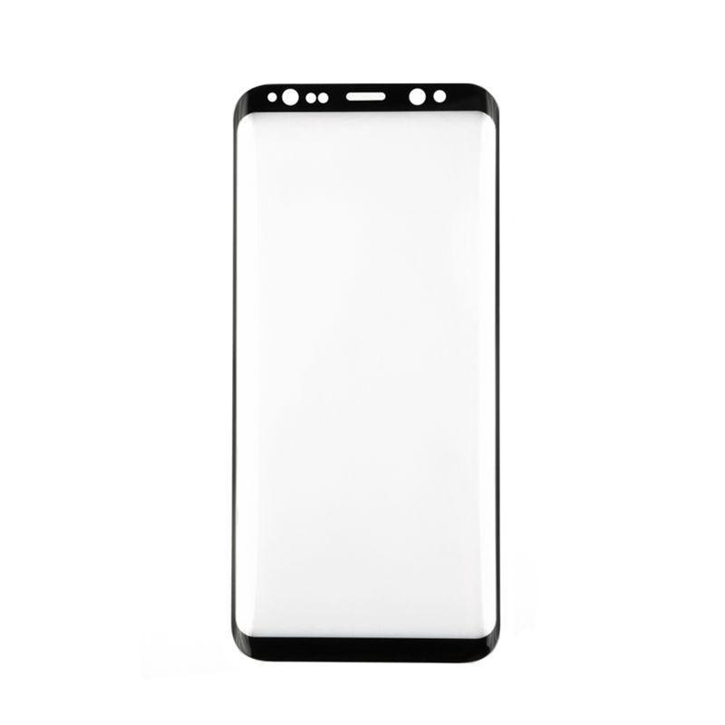 Стекло Samsung Galaxy S8 Plus G955 Black (57)
