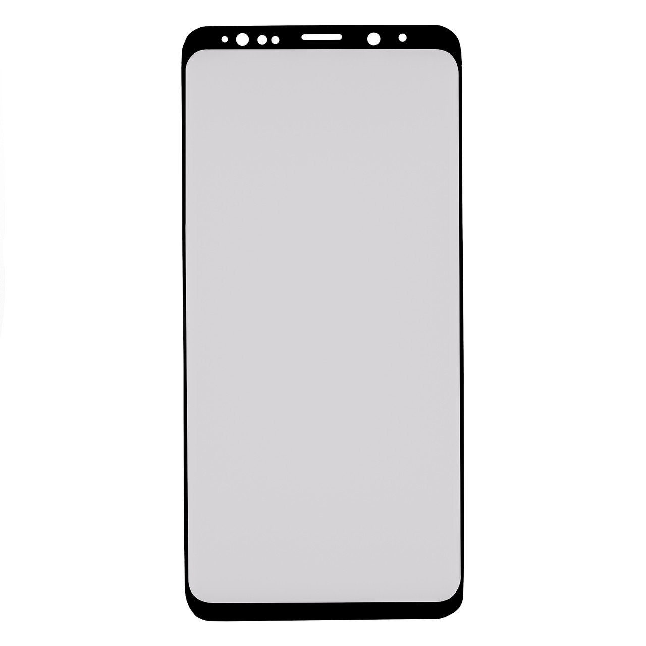Стекло Samsung Galaxy S9 G960 Black
