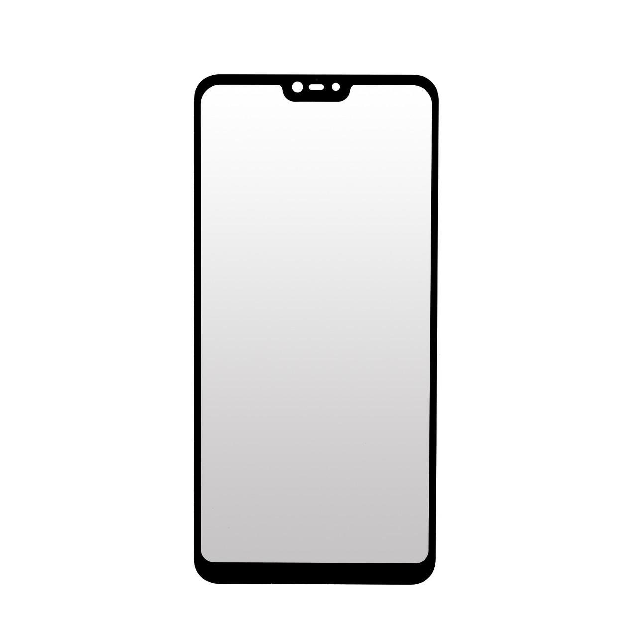 Стекло Xiaomi Mi 8 Lite, Black