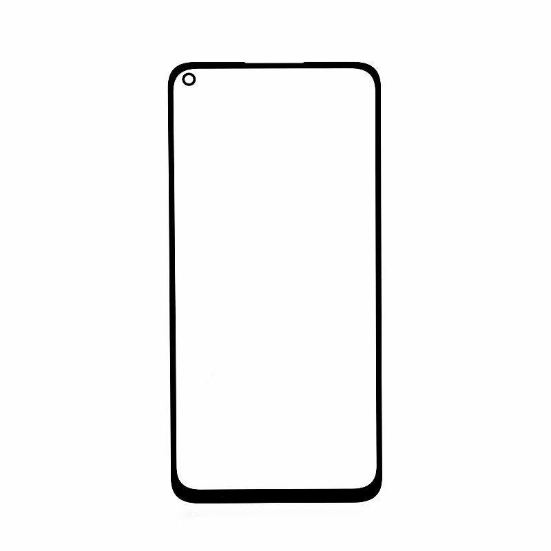 Стекло Xiaomi Redmi Note 9, Black