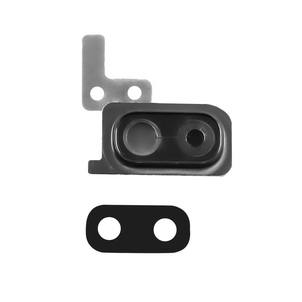 Стекло камеры Samsung Galaxy A30, Black