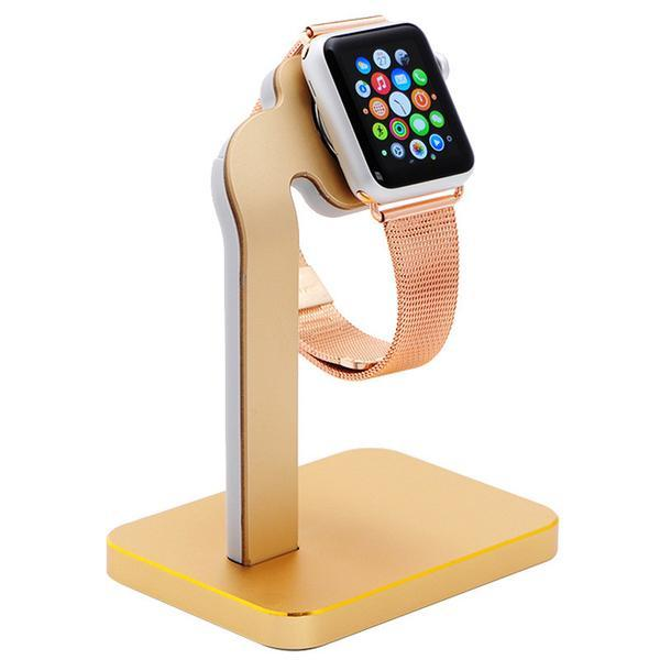 Подставка For Apple Watch COTEetCI Base 4 CS2094-CEG Gold