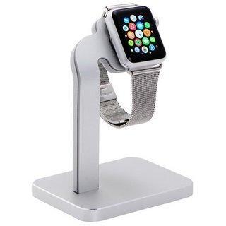 Подставка For Apple Watch COTEetCI Base 4 CS2094-TS Silver