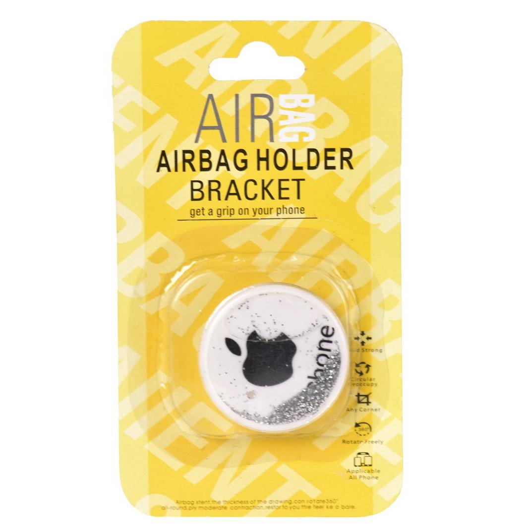 Попсокет для телефона Balamido Air Bag iPhone White