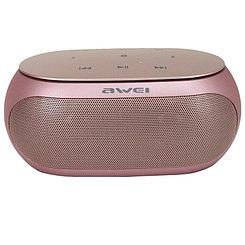 Портативная акустическая система Bluetooth Awei Y200 Pink