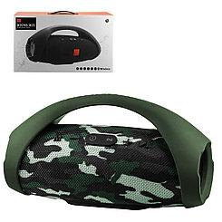 Портативная акустическая система Bluetooth Booms Box E-20, Camouflage