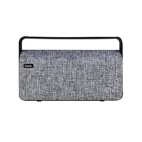 Портативная акустическая система Bluetooth Hoco BS10 Gray