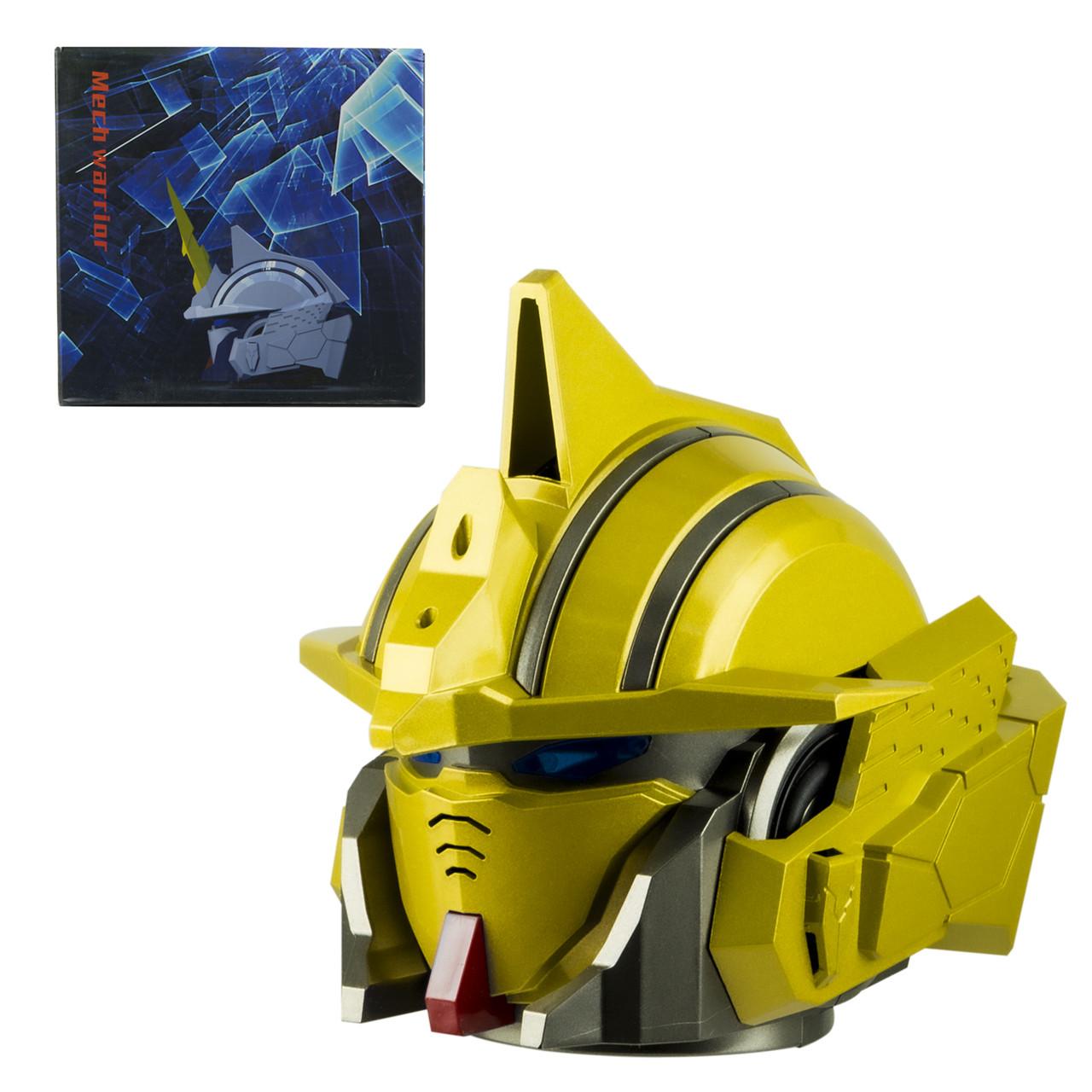 Портативная акустическая система Bluetooth Mech Warrior MK-71, Gold