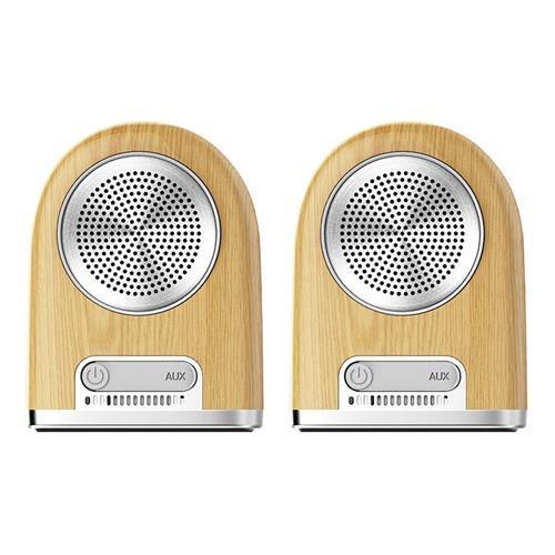 Портативная акустическая система Bluetooth Ovevo Tango Wood D10