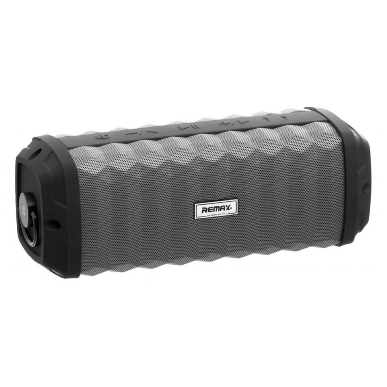 Портативная акустическая система Bluetooth Remax RB-M12 Black