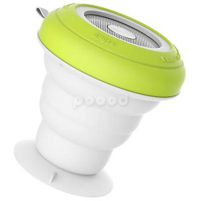 Портативная акустическая система Bluetooth Rock Pocket Party rau0520 Green/White