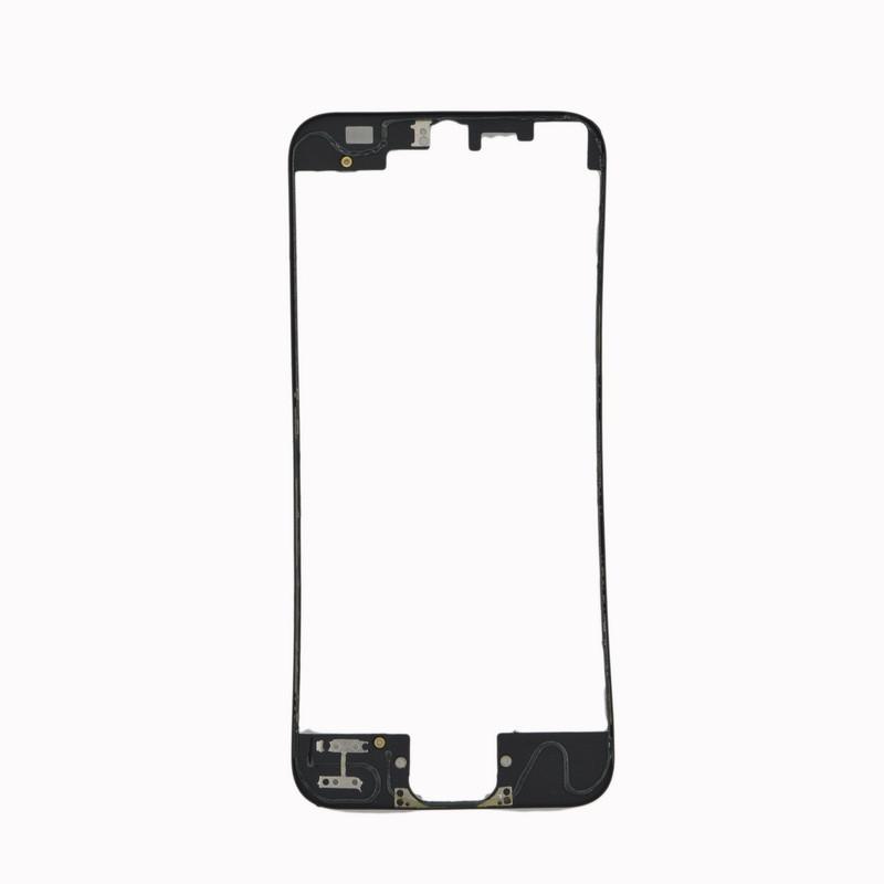 Рамка для дисплея Apple iPhone 5G внутренняя пустая Black (11)