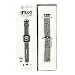 Ремешок For Apple Watch 38mm/40mm COTEetCI W11 WH5213-GY Nylon Gray