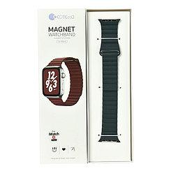 Ремешок For Apple Watch 38mm/40mm COTEetCI W7 WH5205-GR Magnet Gray