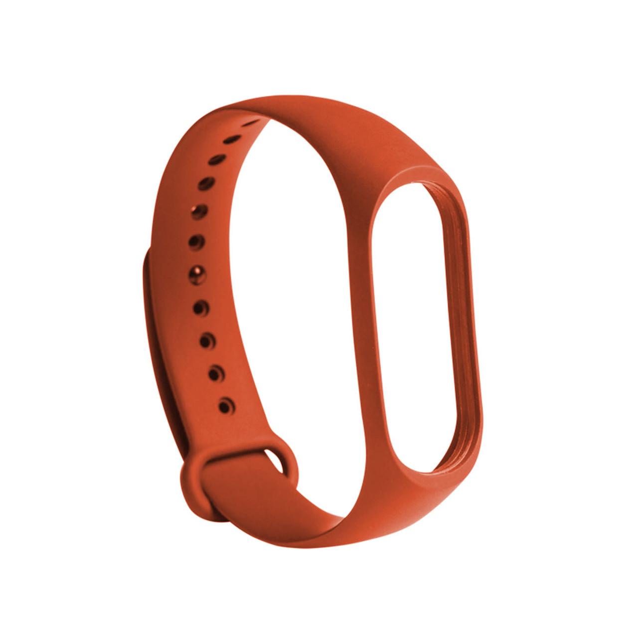 Ремешок для смарт-браслетов Xiaomi Mi Band 3/Mi Band 4, Original Red