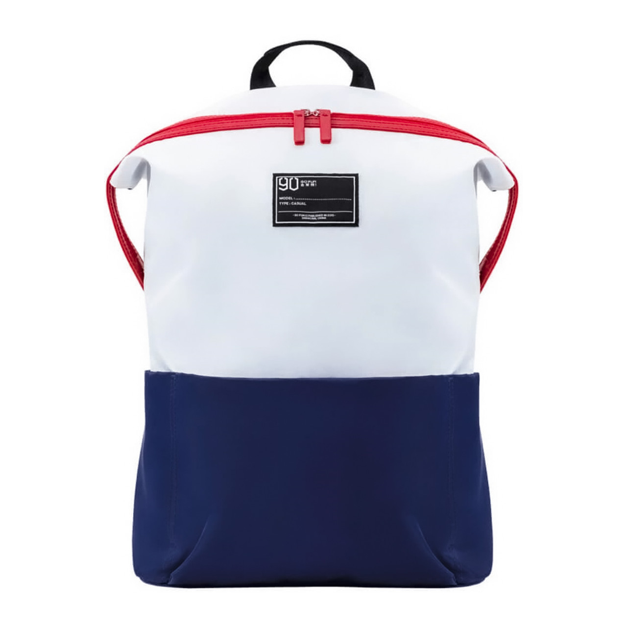 Рюкзак для ноутбука Xiaomi 90Fun Lecturer Casual Backpack, Blue/White