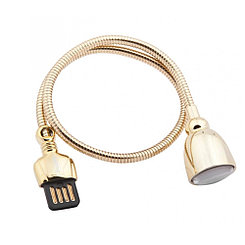 Светильник USB Remax RT-E602 Astrion Series 50LM Gold