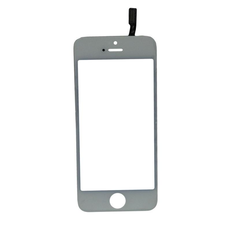 Сенсор Apple iPhone 5S White (14)