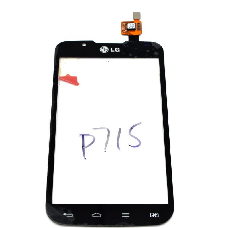 Сенсор LG Optimus L7 II Dual P715 Black (41)