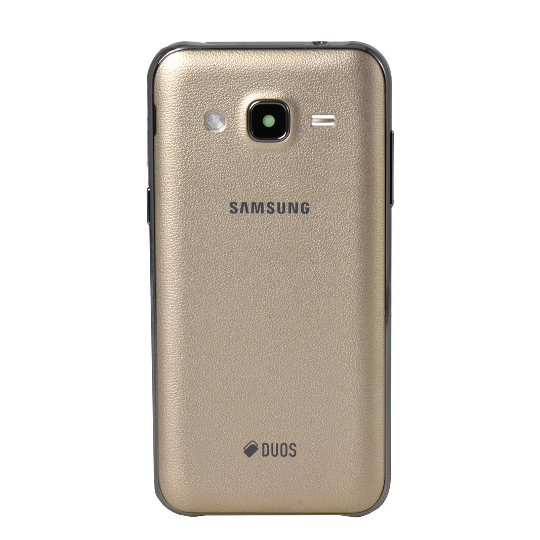 Корпус Samsung Galaxy J2 J200 Gold (67)