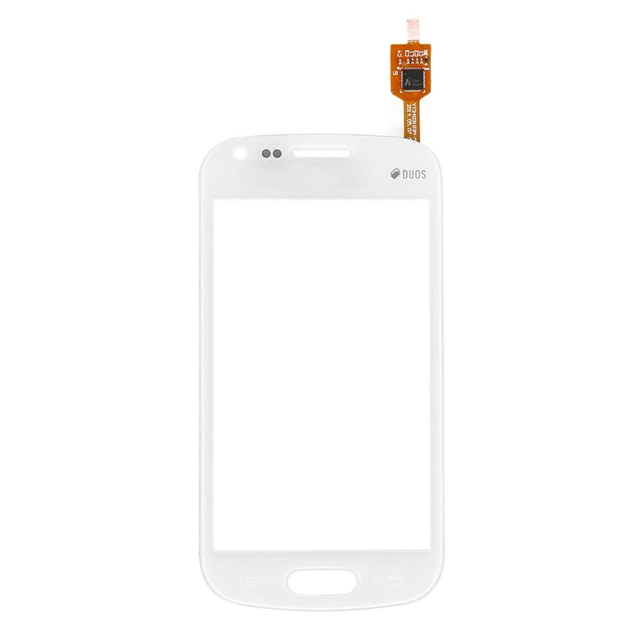 Сенсор Samsung Galaxy S Duos S7562 White (37)
