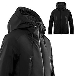 Куртка с подогревом Xiaomi Ninetygo 90Points Temperature Control Jacket (L), Black