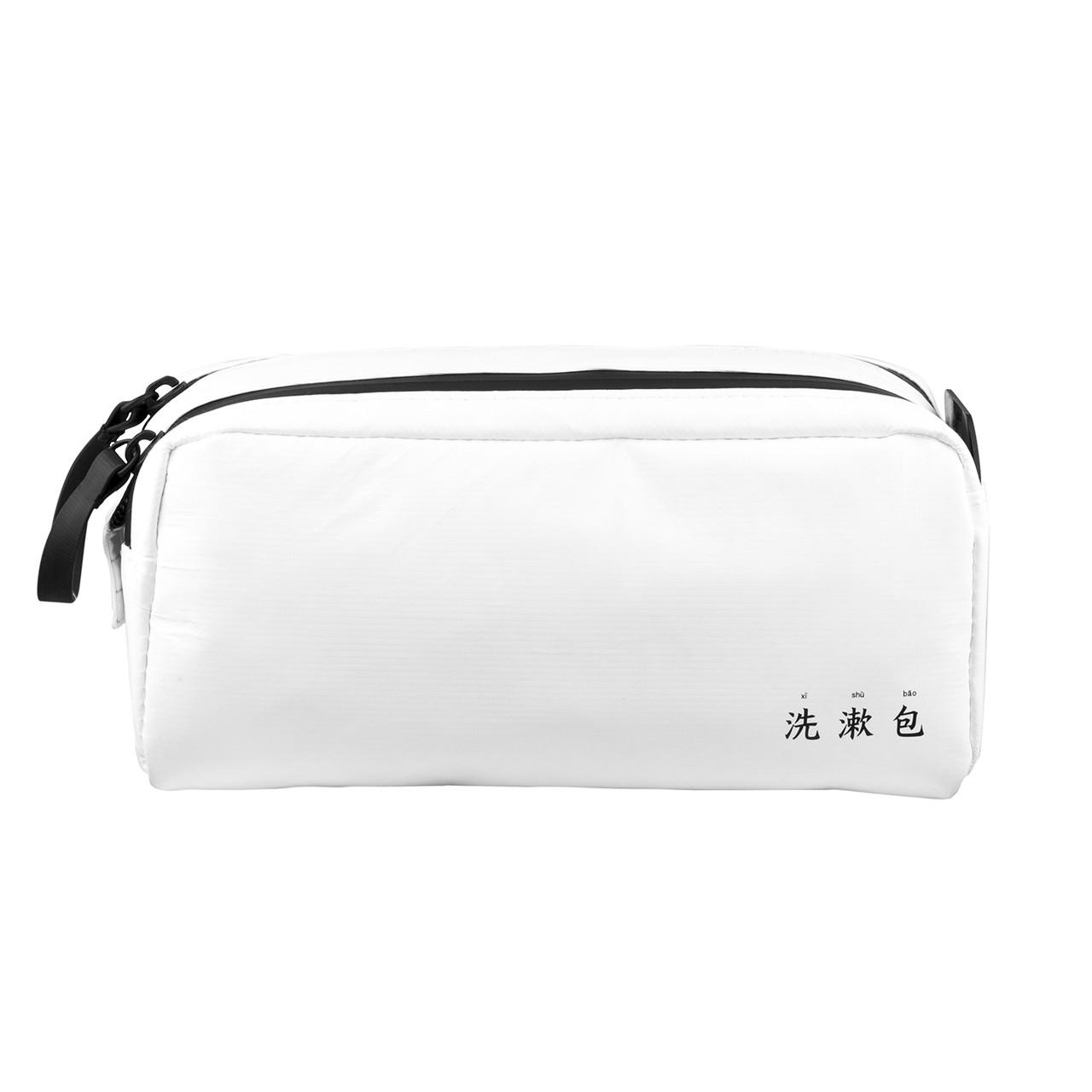 Сумка органайзер Xiaomi Ninetygo Tyvek Washing Bag,  White